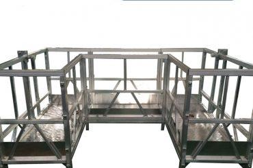 Plataforma de treball suspesa d'alta resistència amb cinta u