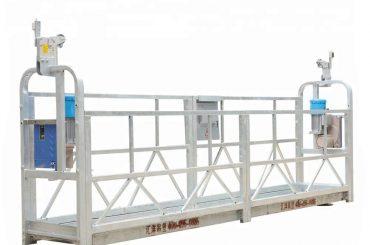 10m 800kg Sistemes de bastides suspensió Aliatges d'alumini amb altitud d'elevació 300 m