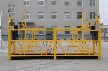 Es fa servir per a la plataforma de suspensió de