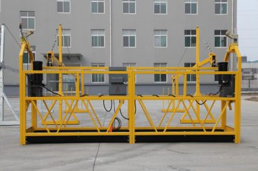 instal·lat temporalment equips d'accés suspensió / góndola / bressol / bastides zlp500