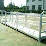 diferents models de construcció elèctrica plataforma de treball plataforma de cuna