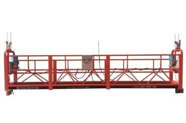 plataforma de suspensió temporal d'acer / galvanitzat calenta, suport de manteniment zlp500