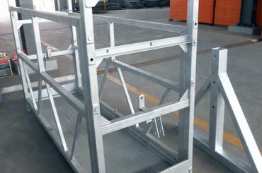 alta plataforma de seguretat plataforma suspesa plataforma d'instal·lació zlp630 zlp800 zlp1000