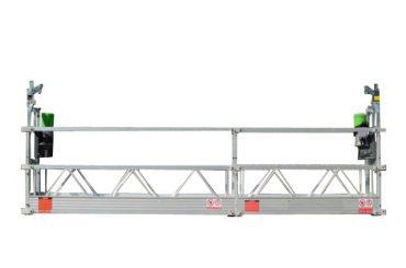 Plataforma suspesa de corda monofàsica 220v / 60hz zlp500 zlp630 zlp800 zlp1000