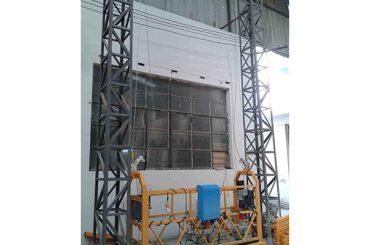 Plata de suspensió de cables d'alumini de 10 m de potència zlp1000 monofàsic 2 * 2.2kw