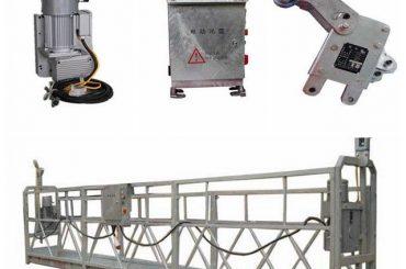 plataforma de treball duradora i suspesa, plataforma en forma de l per pintar sostres alts