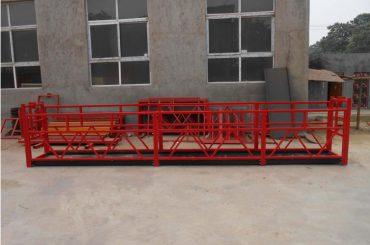 Projectes de construcció manual-elèctrica-elevadora-cistell per a la construcció