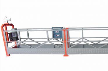 Pin - Tipus de plataforma de treball suspesa de 800 kg amb potència de motor de 1.8 kW