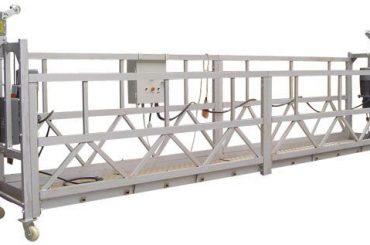 630 kg Equip elèctric d'accés suspès ZLP630 amb aixeta LTD6.3