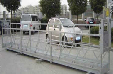 plataforma zlp630 de suspensió de corda / etapa elèctrica elèctrica / bastida per a màquines de neteja de finestres