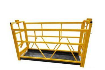 plataformes d'accés a suspensió d'alumini manteniment cuna zlp800 7.5m 800kg 1.8kw