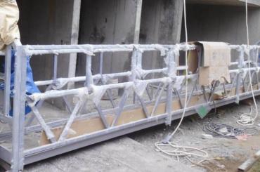 alta alçada de seguretat plataforma elevada elevació de plataforma 300m per a pintura